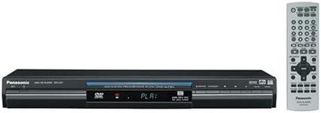 Panasonic Dvd S 47 Eg K Dvd Player Schwarz Heimkino Tv Video