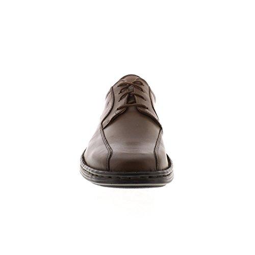 Josef Seibel Burgess - Cognac Extra Bred Passform (brun) Mens Shoes