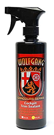 Wolfgang Concours Series WG-6016 Cockpit Trim Sealant, 16 fl. oz. Wolfgang Concourse Series