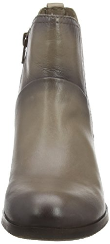 bugatti V57311 - botas de cuero mujer marrón - Braun (taupe/d'braun 185)