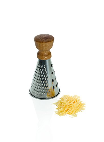 Boska Holland Mini Oak Table Grater (Mini Cheese Grater)