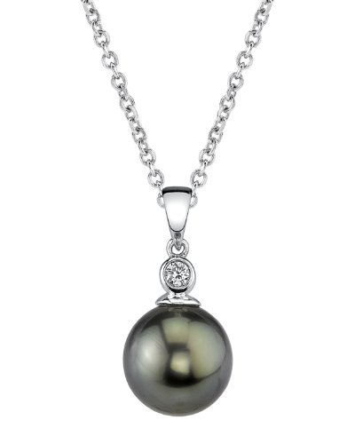 14K-Gold-Tahitian-South-Sea-Cultured-Pearl-Diamond-Michelle-Pendant-Necklace