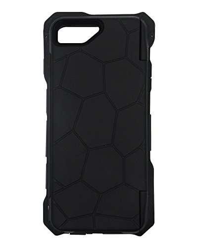 IN1 ACTIVE - Solar powered extended Battery for iPhone 6/6s - MFi Approved - Black