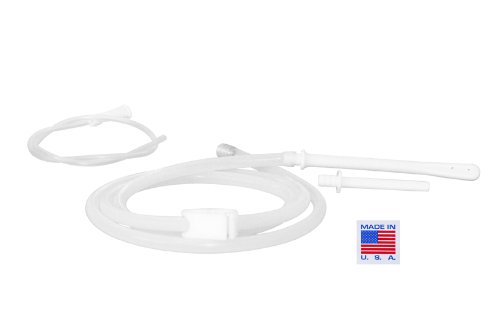 Enema Tubing Medical Silicone Replacement