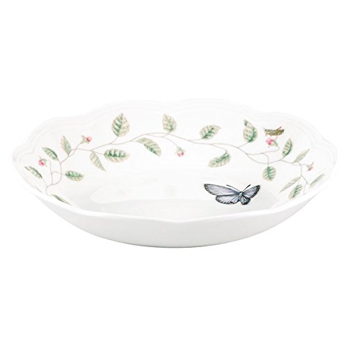 (Lenox Butterfly Meadow Individual White Pasta)