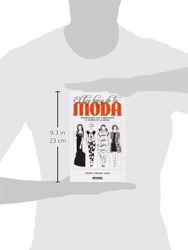El Big Bang de la moda: Anina Jimeno Jaen: 9786071124142: Amazon.com: Books