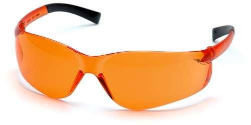 39d264a08bc7 Image Unavailable. Image not available for. Color  Pyramex Ztek Safety  Glasses - Orange Lens ...