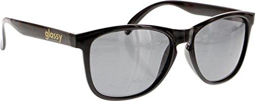 Glassy Sunhaters Sunglasses Deric Black Polarized Sunglasses by Glassy Sunhaters