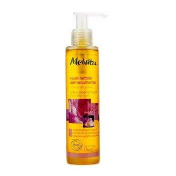melvita-milky-cleansing-oil-face-eyes-145ml-507oz-by-melvita