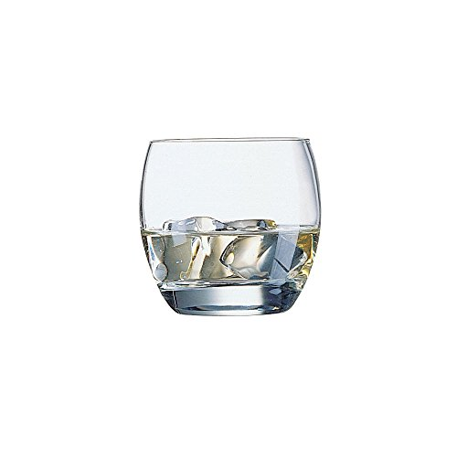 Arcoroc C2129 Salto 10.75 Oz. Rocks Glass - 48 / CS by ARC Cardinal