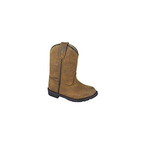 Smoky Mountain 3234 Toddler's Hopalong Boot, Brown Distress - ()
