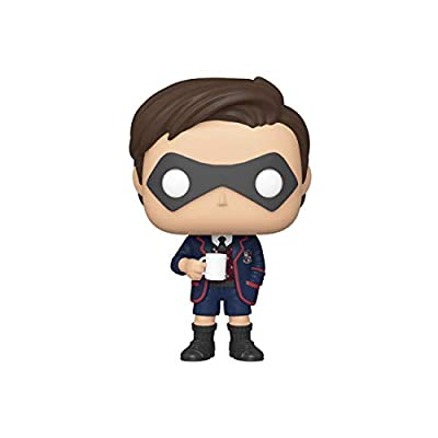 Funko Pop! TV: Umbrella Academy - Number Five (Styles May Very): Toys & Games