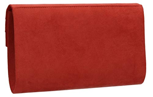 femme pour Swankyswans Rusty Red Pochette qCH5wE