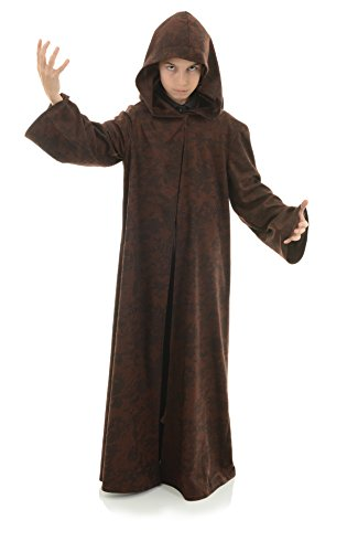 Underwraps Big Boy's Children's Cloak Costume Accessory, Brown, Medium Childrens Costume, Brown, Medium for $<!--$17.14-->