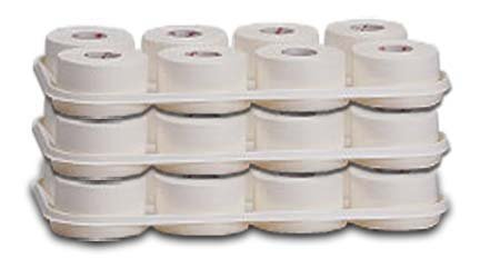 Johnson & Johnson 2'' ZONAS Porous Athletic Tape - 15 yards (24 rolls)