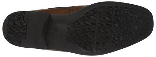 Clarks 26110314-299 - Mocasines para Hombre Schwarzes Leder 49 EU: Amazon.es: Zapatos y complementos