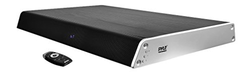 Home Theater Speakers, TV Sound Bar Sound Base Bluetooth Wireless Speaker - Pyle PSBV830HDBT