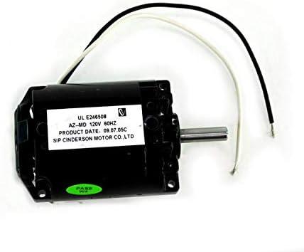 VG Motor de Boquilla de Potencia GV para aspiradoras Rainbow D4 D4c y SE: Amazon.es: Hogar