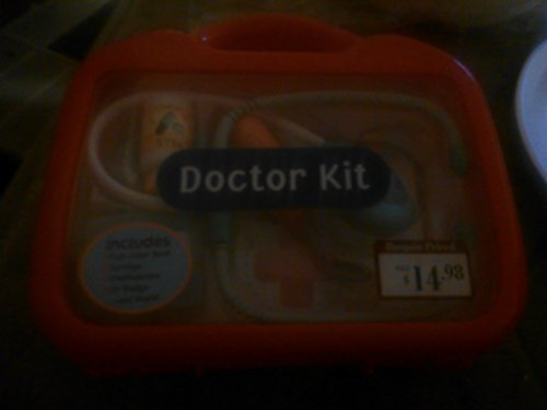 Children's Doctor Kit Toy Set by Barnes & Nobles