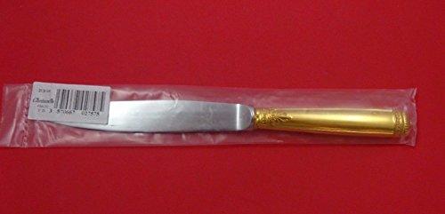 Malmaison Vermeil by Christofle Sterling Silver Dinner Knife 9 3/4