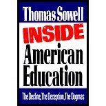 img - for Inside American Education (93) by Sowell, Thomas [Paperback (2003)] book / textbook / text book