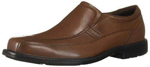 Rockport Men's Style Leader 2 Bike Slip-on Loafer, Truffle Tan, 13 D(M) US