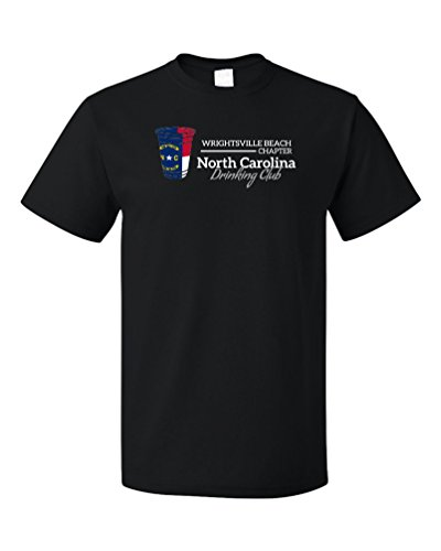North Carolina Drinking Club, Wrightsville Beach Chapter | NC T-shirt