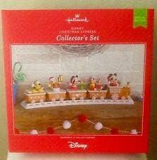 Hallmark 2016 Disney Christmas Express Train Collector s Set Limited Edition