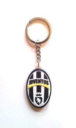 Juventus FC equipo Logo de goma llavero: Amazon.es: Deportes ...
