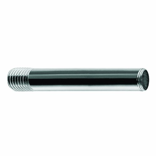 - Moen 116651 6-Inch Straight Shower Arm, Chrome