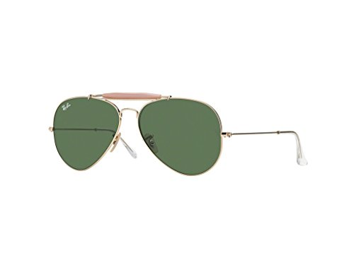 Ray Ban RB3029 OUTDOORSMAN II Sunglasses Color - Ray Ban Outdoorsman Ii
