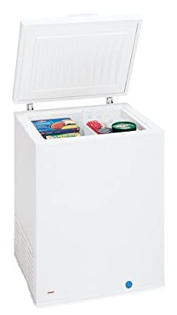 frigidaire ffc0522dw 5cubicfoot chest freezer white