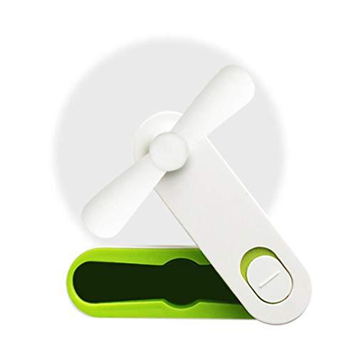 Travel Silicone USB Fan - 1PCs