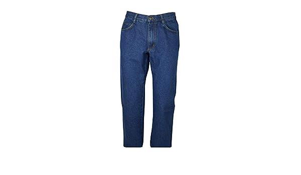 Crown - 301 - Pantalones vaqueros de invierno para hombre ...