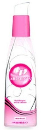 ID Moments Water Based Pump 4 oz ( 5 Pack )
