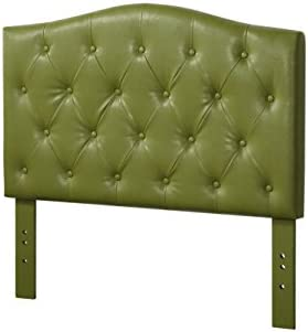 Acme Furniture 39125 Viola Headboard Only, Queen Full, Green