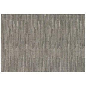5'3 x 7'6 Neutral Grey Flat Woven Area Rug Indoor Outdoor Rug Woven Dollhouse Carpet Miniature Fabric Turkish Runner MyEasyShopping