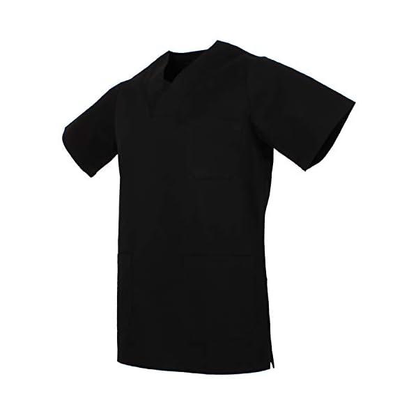 MISEMIYA - Camisa Camisetas Unisex Uniformes LABORARES ESTÉTICA Dentista - Ref:T817 2