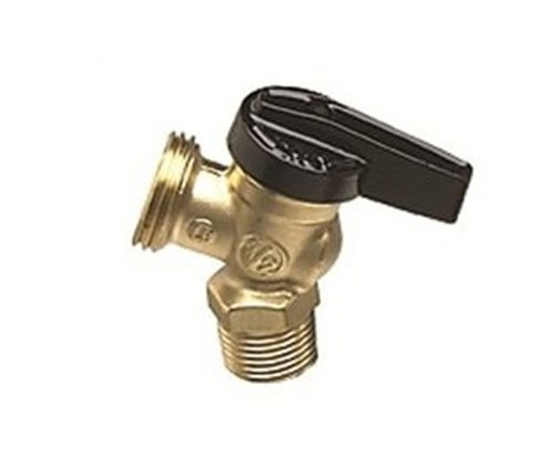 Legend Valve 107-543NL R-670 No Lead MNPT 1/4 Turn Ball Type Boiler Drain Valve, - Boiler Type