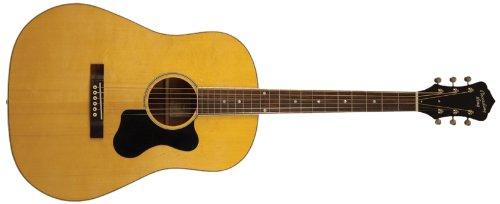 (Recording King RAJ-112-NA 12-Fret Slope Shoulder Guitar,)