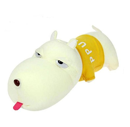 Welcomeuni Funny Dog Doll Car Decor Purify Air Bamboo Charcoal Bag Adsorb Odor Deodorant ()