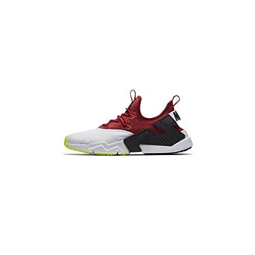 Nike Mens Air Huarache Deriva Bianco / Rosso Ah7334-601