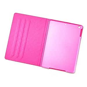 HP The Zoo Pattern PU Leather Full Body Case with Stand for iPad Air