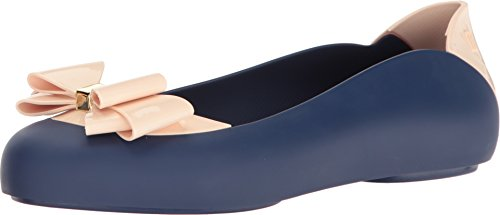 Melissa Shoes Womens Pump It Ii Blue Shoe
