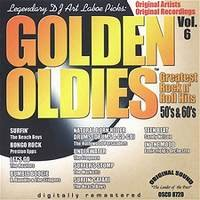 Golden Oldies 6 - Golden Music Oldies