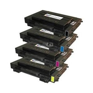 Clearprint 106R00680, 106R00681, 106R00682, 106R00684 Compatible Color Toner Set for Xerox Phaser 6100 series -