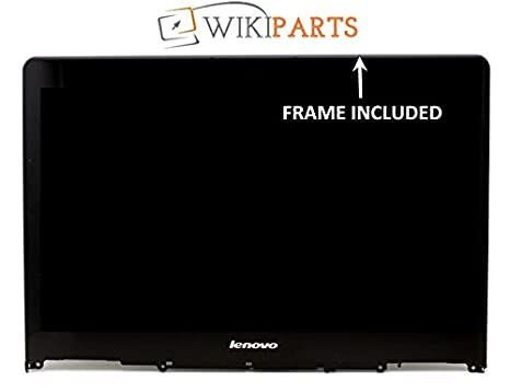 Lenovo Yoga 500 - 14IBD - Pantalla LCD para ordenador portátil (14 pulgadas Touch digitalizador de pantalla Asamblea + bisel - UK vendedor: Amazon.es: ...