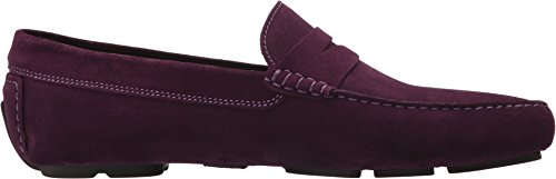 Op Te Starten New York Mens Mitchum Slip-on Loafer Bordeauxrood