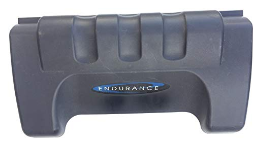 Motor Cover Shroud Plastic Covering Front Works with Endurance Bodysolid 5k TF3i Treadmill (Tf3i Treadmill Endurance)