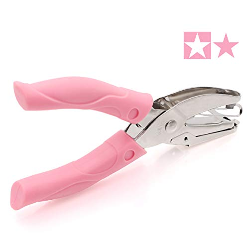 1/4 Inch Metal Single Hole Paper Punch Puncher(Star Shaped) ()